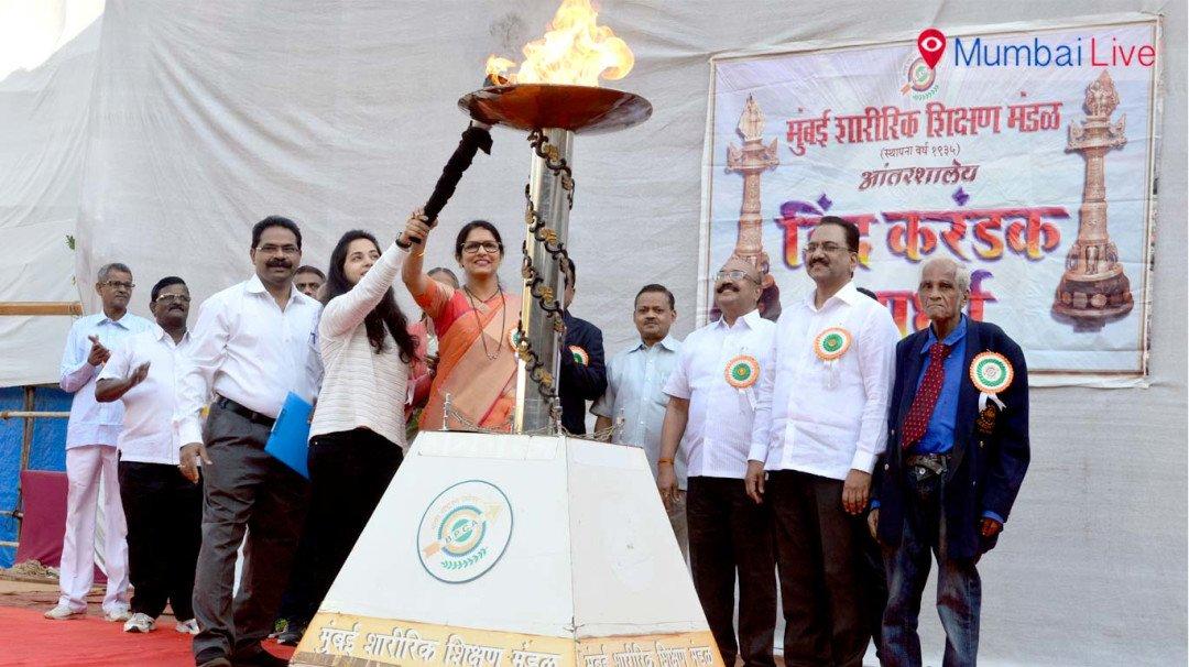 Hind Karandak competition starts in Wadala