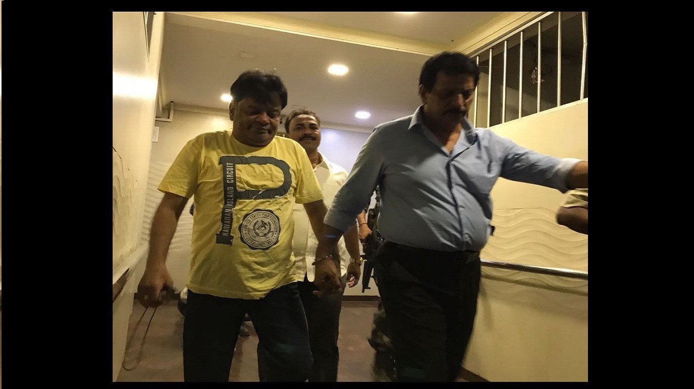 Dawood Ibrahim's brother Iqbal Kaskar arrested for extortion
