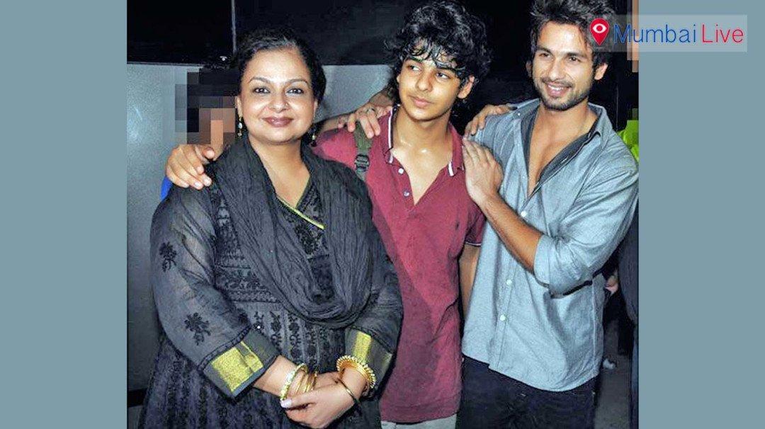 Ishaan plays Deepika's brother