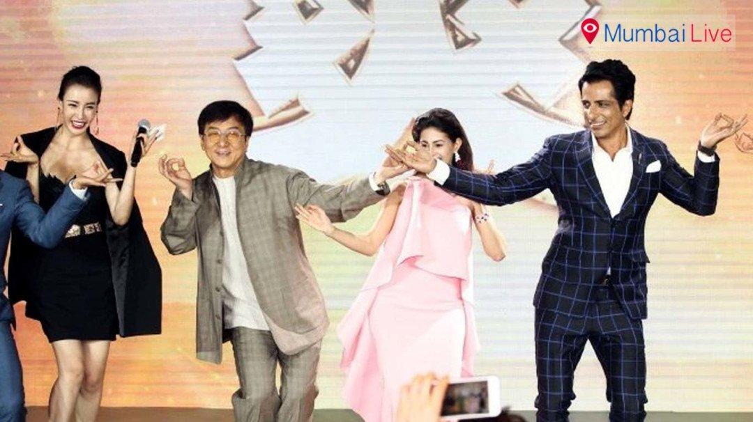 Mumbai calling Jackie Chan