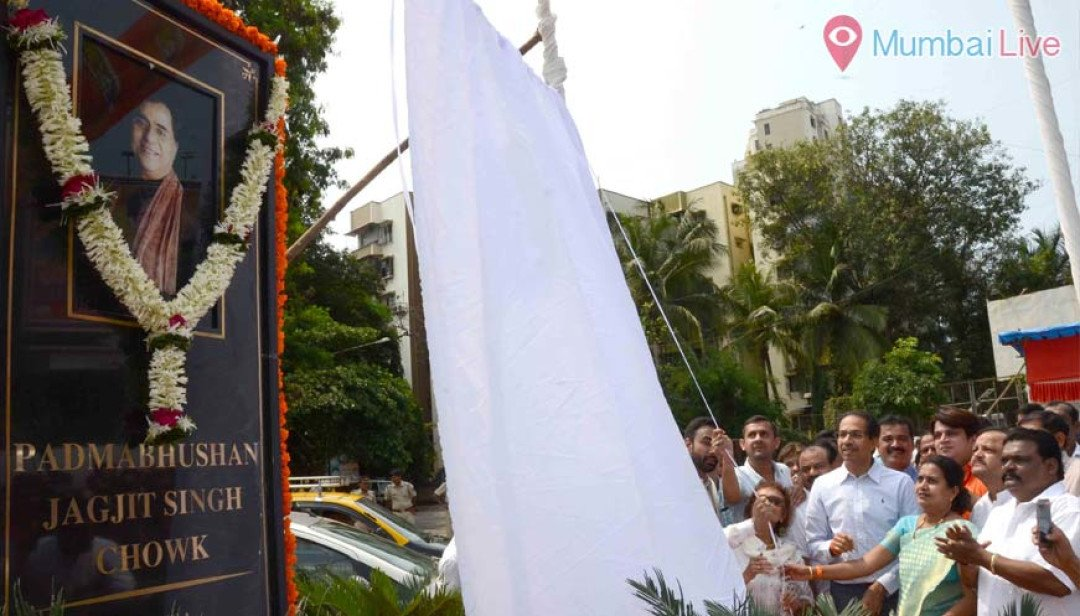 Bandra junction renamed after Jagjit Singh