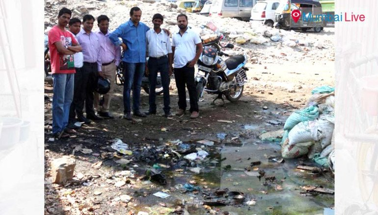 BMC wages war on mosquitoes in Khar