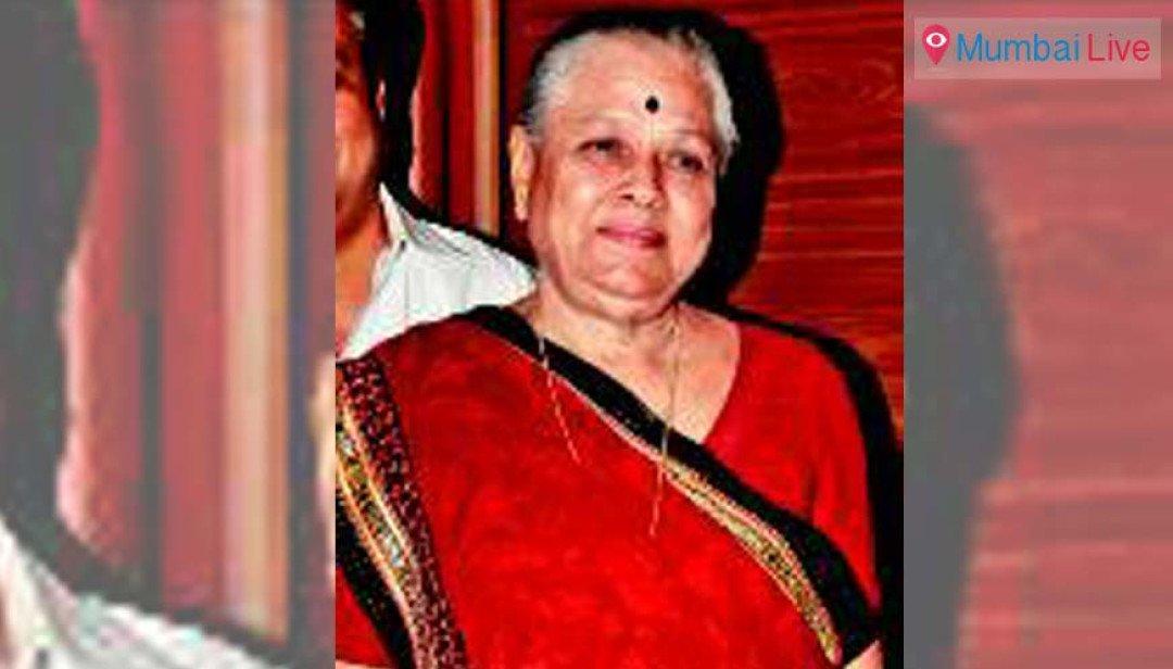 Jaywantiben Mehta passes away