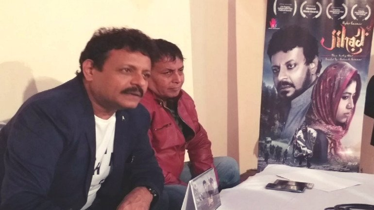 'जेहाद' के जरिए अमन का पैगाम लेकर आए हैदर काजमी, अयोध्या में किया पोस्टर लॉन्च!