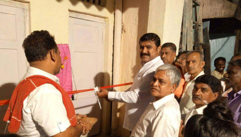 Manoj Jamsutkar's initiative applauded
