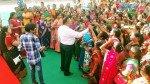 Shiv Sena fetes city women with gala event