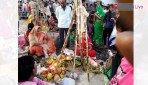 भाजपा द्वारा छठ पूजा का आयोजन
