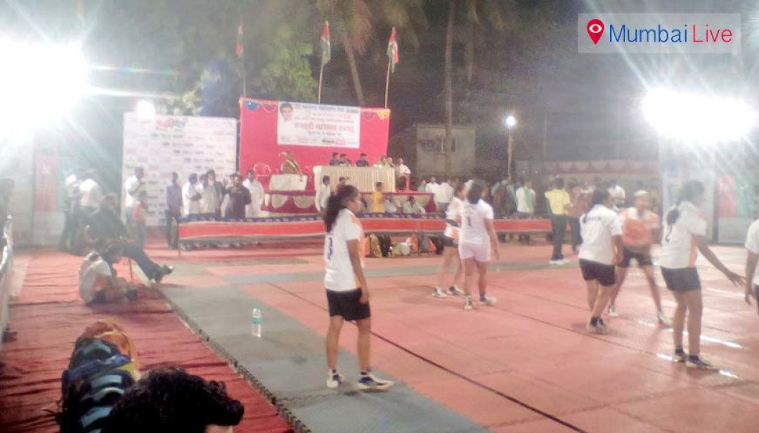 Chintamani Trophy kabaddi tourney underway