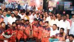 Mahindra sweep Kabaddi competition