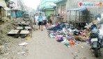 रस्ता की कचराकुंडी