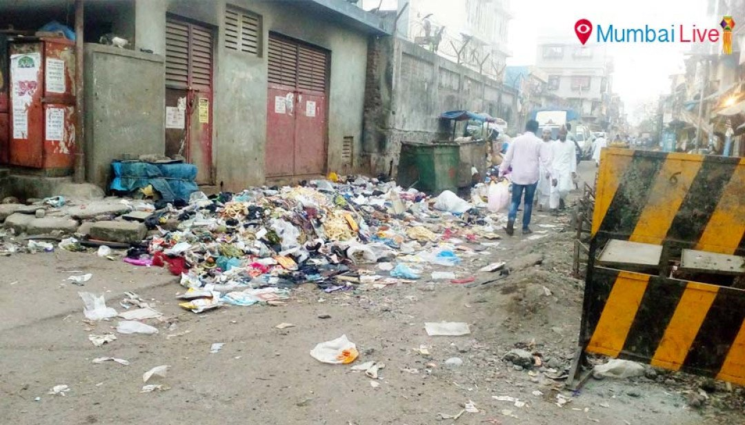 Clear the waste demands residents