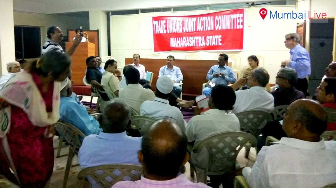 Workers' Union meet held in Prabhadevi