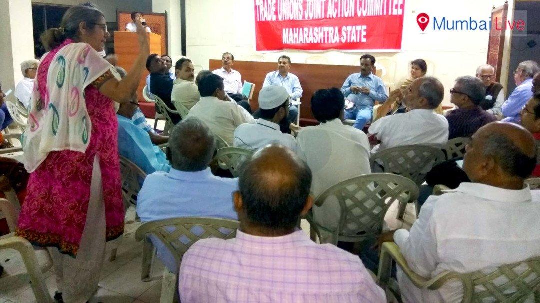 Workers' Union meet held in Prabhadevi