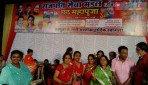 Chhat pooja celebration at Lokhandwala complex