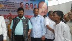BJP distributes gas stoves at Damunagar