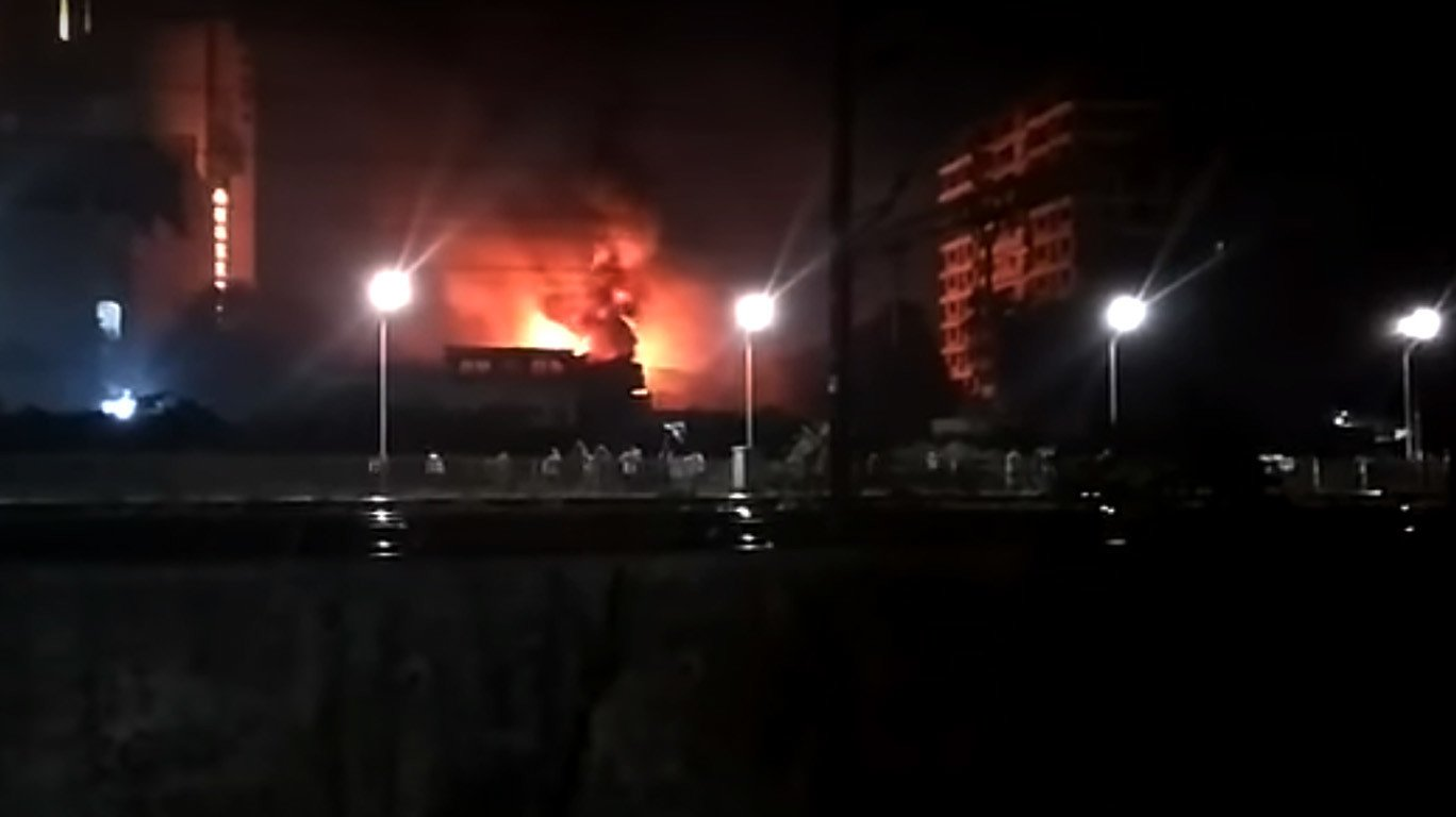 Mumbai; Fire At Sessions Court, Fifth City Fire In 20 Days