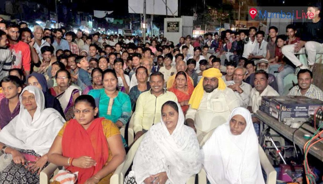 Goregaon residents relished Qawwali