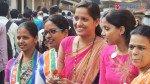 MNS celebrates Women's day
