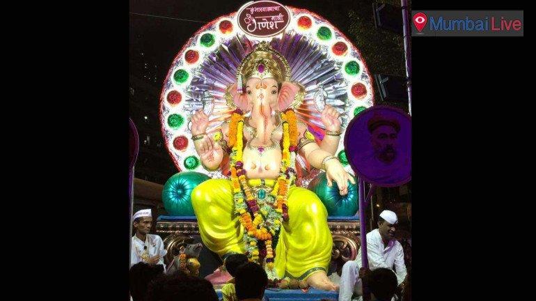 Maghi Ganesh in Kumbharwada