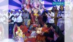 Hindu- Muslim Celebrated Ganesh Festival