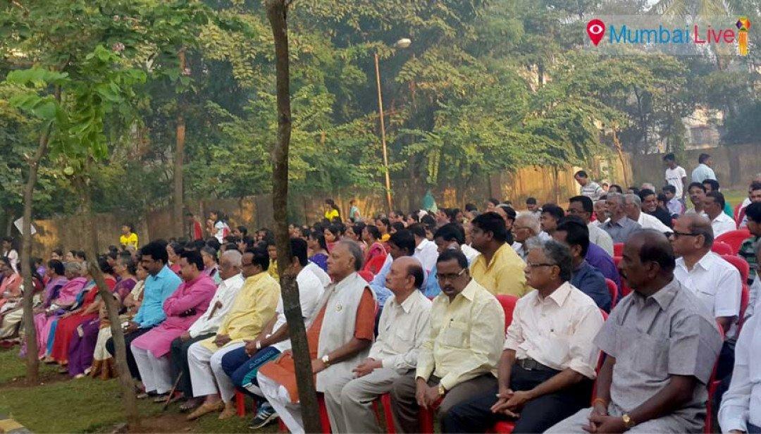 Senior Citizens Forum organises Diwali Pahat