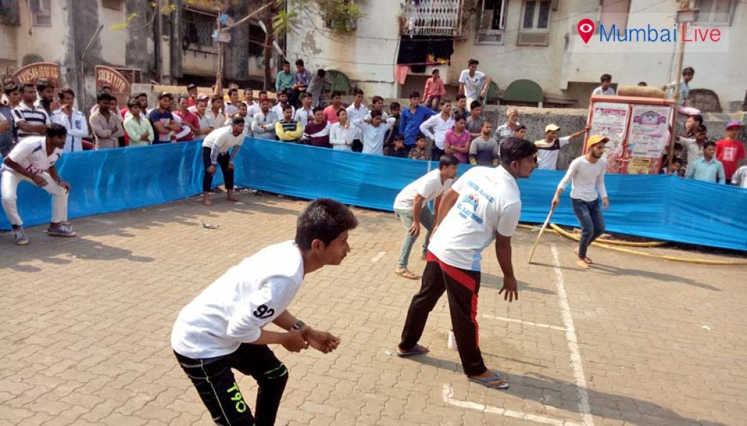 Super-hit local cricket tournament