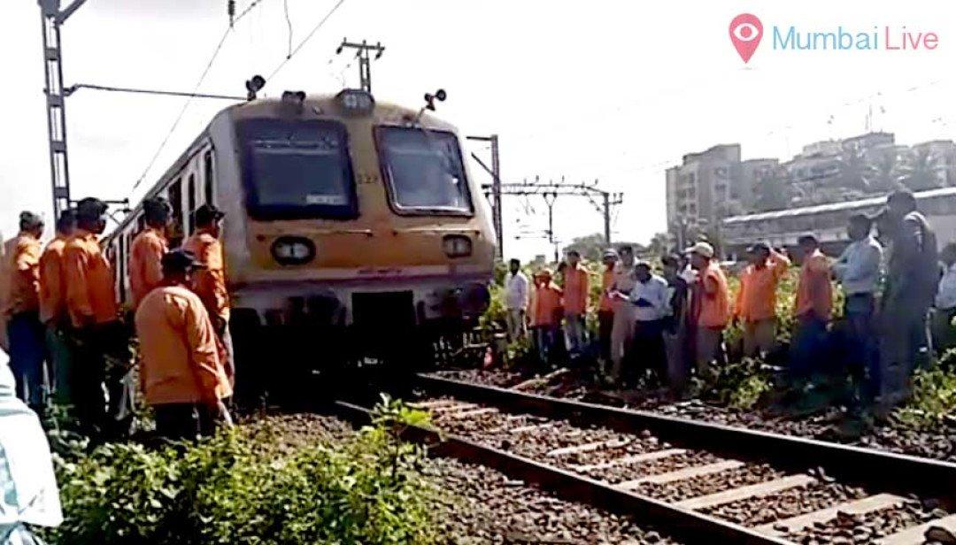 Central railway stalled