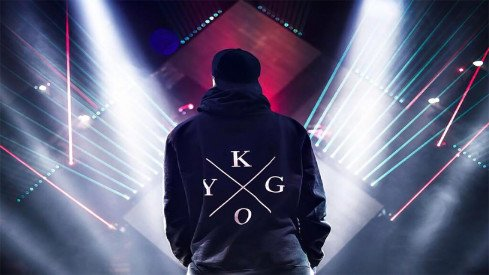 Image result for kygo india tour pics