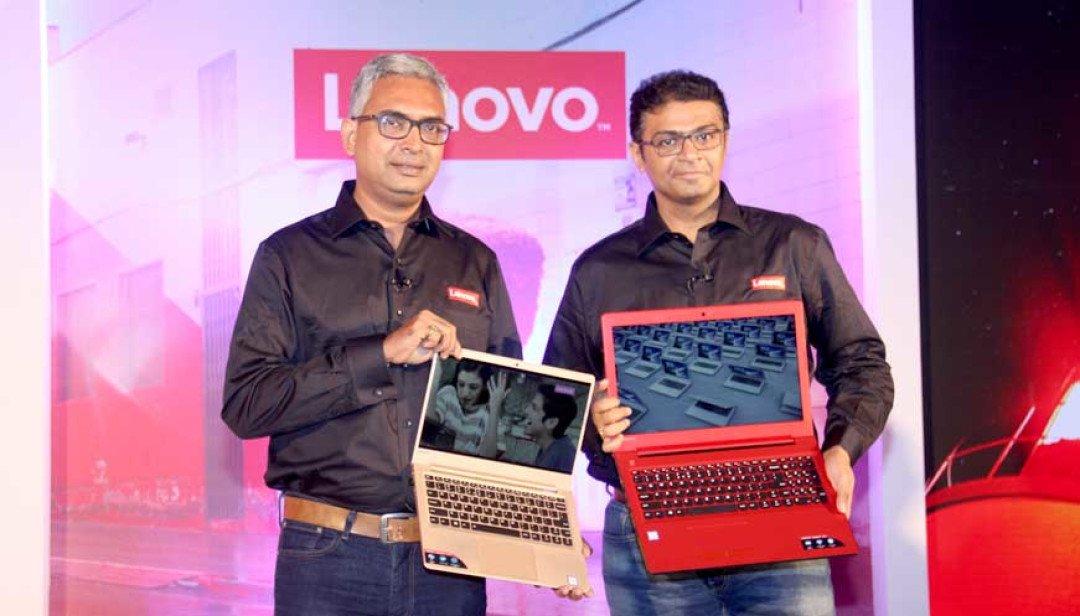 Lenovo launches new laptop series