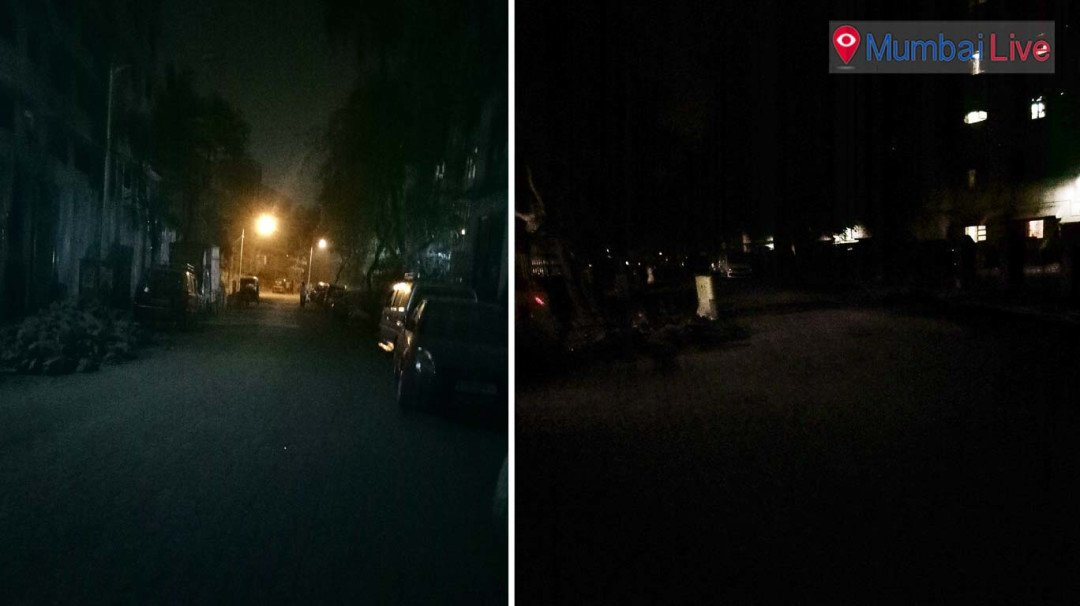 मुंबई में कहां कायम है अंधेरा...!