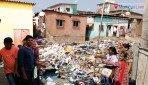 कचऱ्यामुळे रहिवासी त्रस्त, पालिकेचं दुर्लक्ष