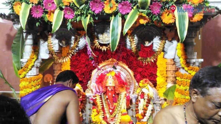 Maghi Ganesh celebrations at Jogeshwari
