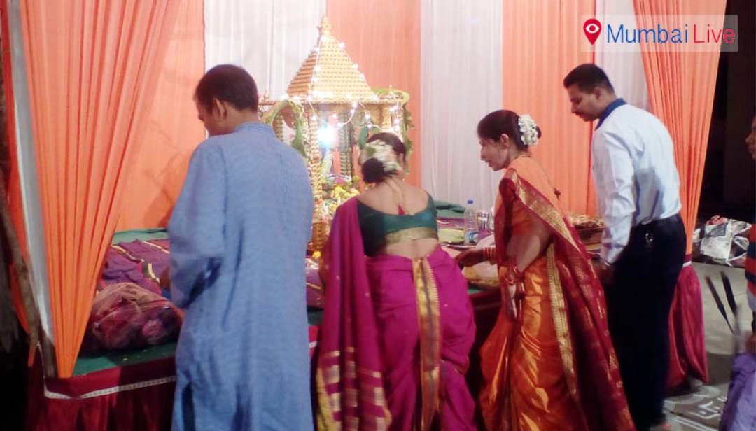 Satyanarayan Mahapuja for devotees
