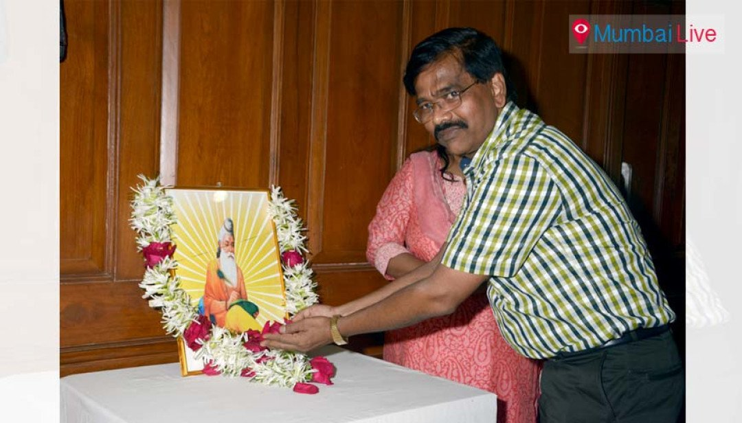 BMC remembers Maharshi Valmiki