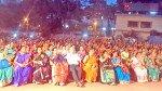 हल्दी कुमकुम कार्यक्रम का आयोजन