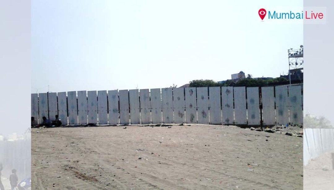 Strengthening the Mahim Beach