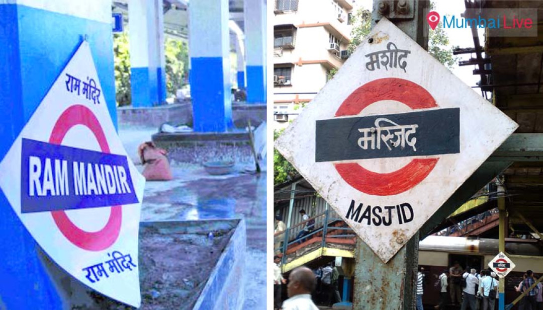 A station to cater to every religion?