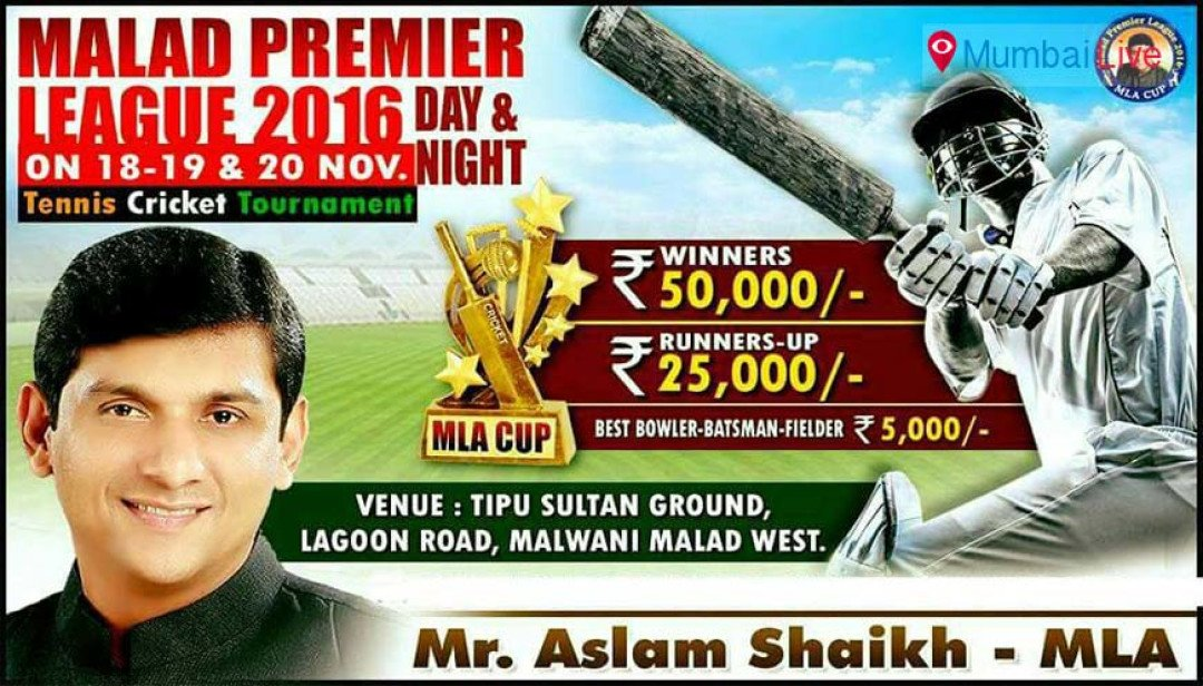 Malad Premier League kicks off