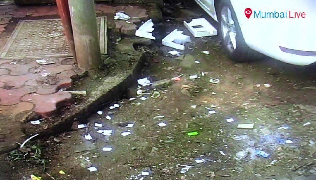 कचरें से लोग परेशान