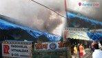 मंलदास मार्केट में आग