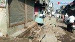मानखुर्द में कचरे से भरा गटर बना परेशानी का सबब