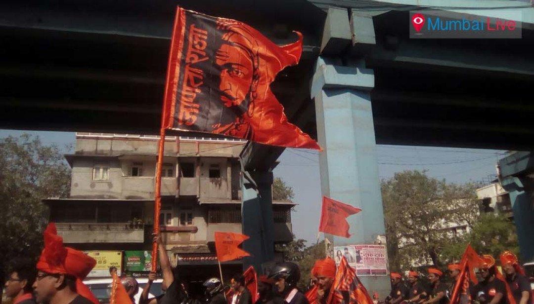 Good response to Maratha bike rally