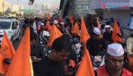 Marathas' bike rally begins in Western Suburbs