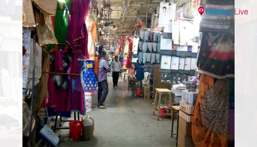 Malad's empty markets