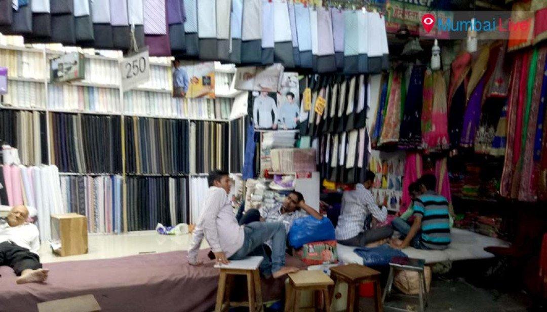 Malad's empty markets
