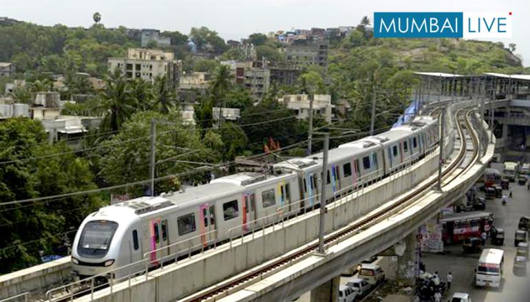 मेट्रो 3मुळे 327 कुटुंबांचे स्थलांतर