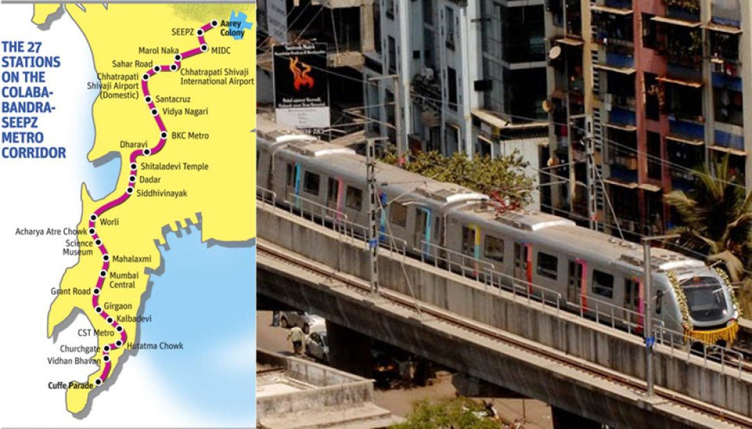 New metro for Mumbaikars