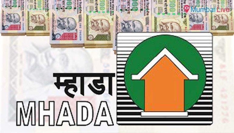 MHADA recovers 80 lakhs