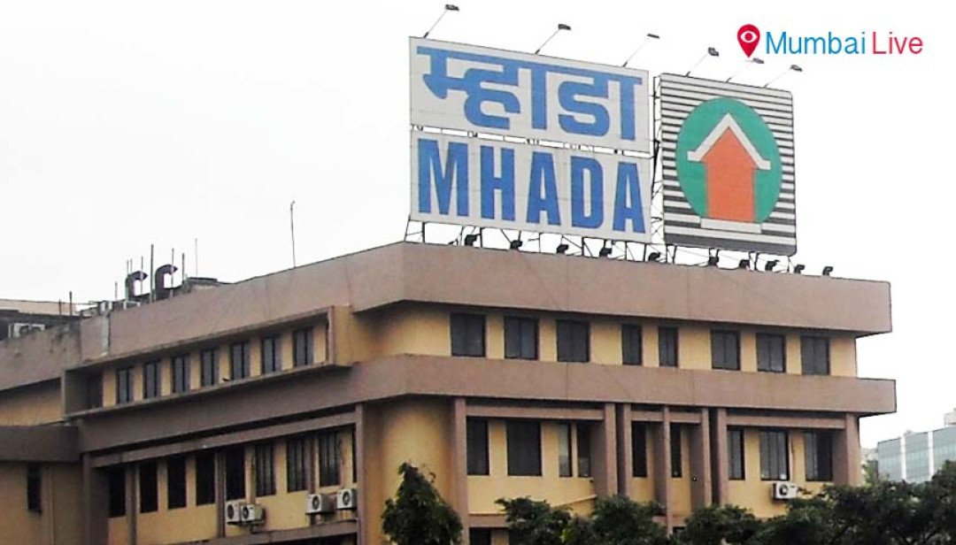 Mill workers protest against MHADA