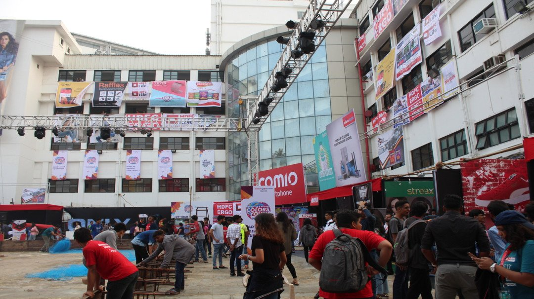 Mithibai S Kshitij Fest Rocks The Youth Circuit With An